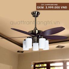Quạt trần đèn 049