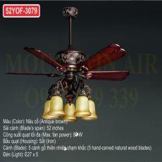 Quạt trần mountain air 52YOF-3079