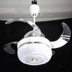 Quạt trần đèn Châu Âu HD 912